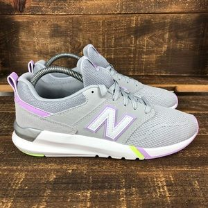 NEW Women's New Balance 009 Gray Shoes Size 8.5